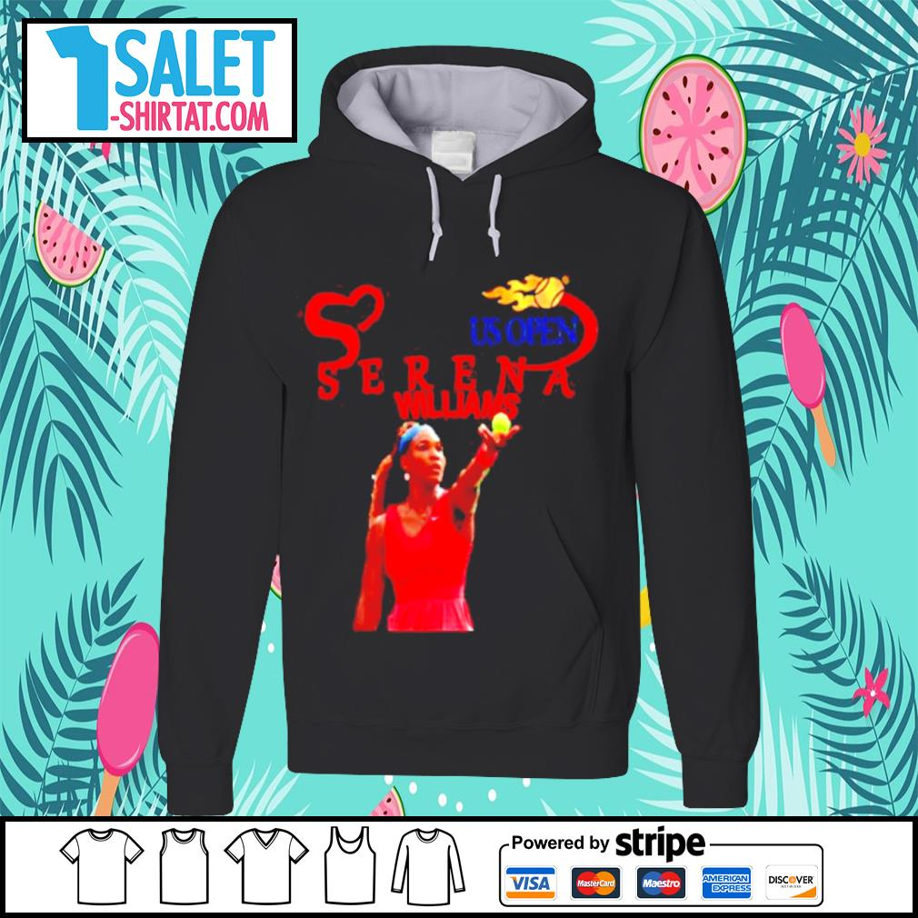 US open Serena Williams s hoodie.jpg
