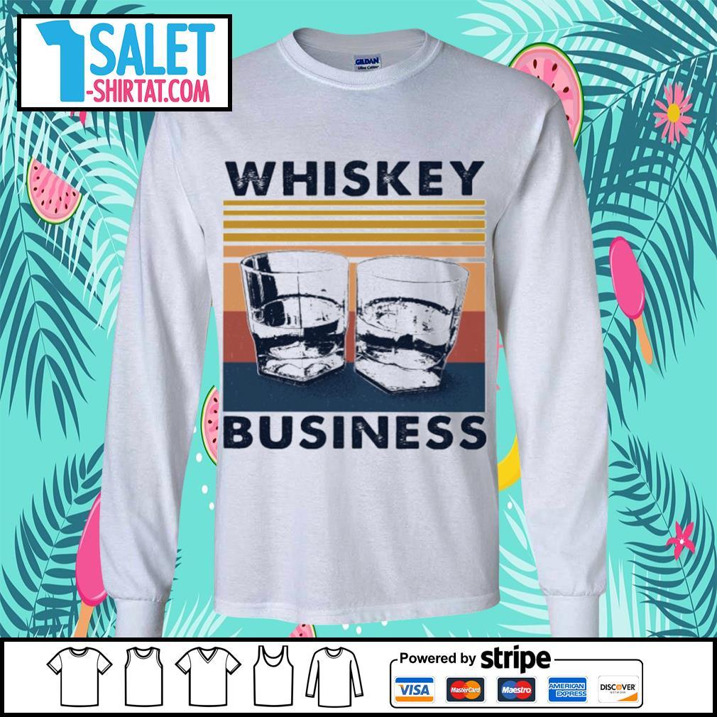 Whiskey business vintage s longsleeve-tee.jpg