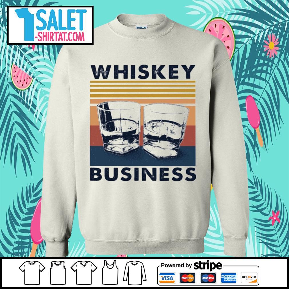 Whiskey business vintage s sweater.jpg