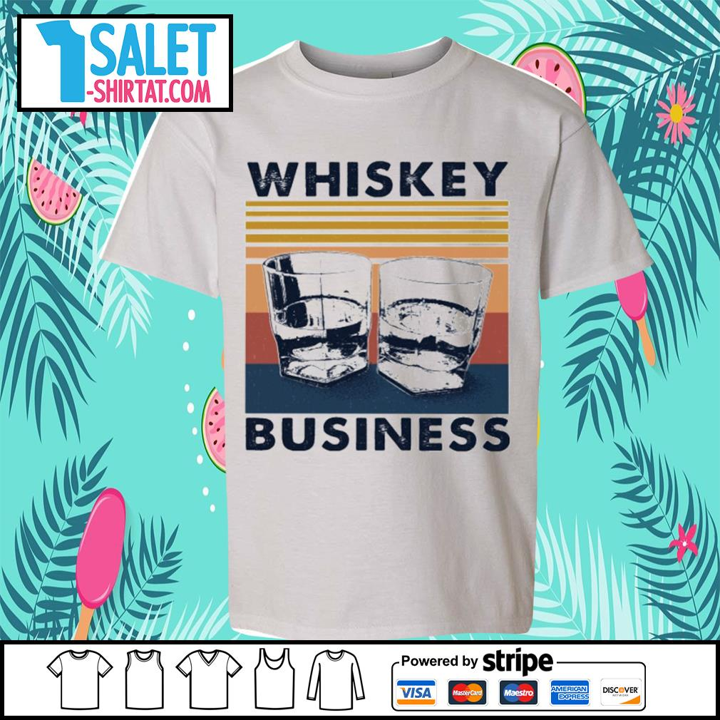 Whiskey business vintage s youth-tee.jpg