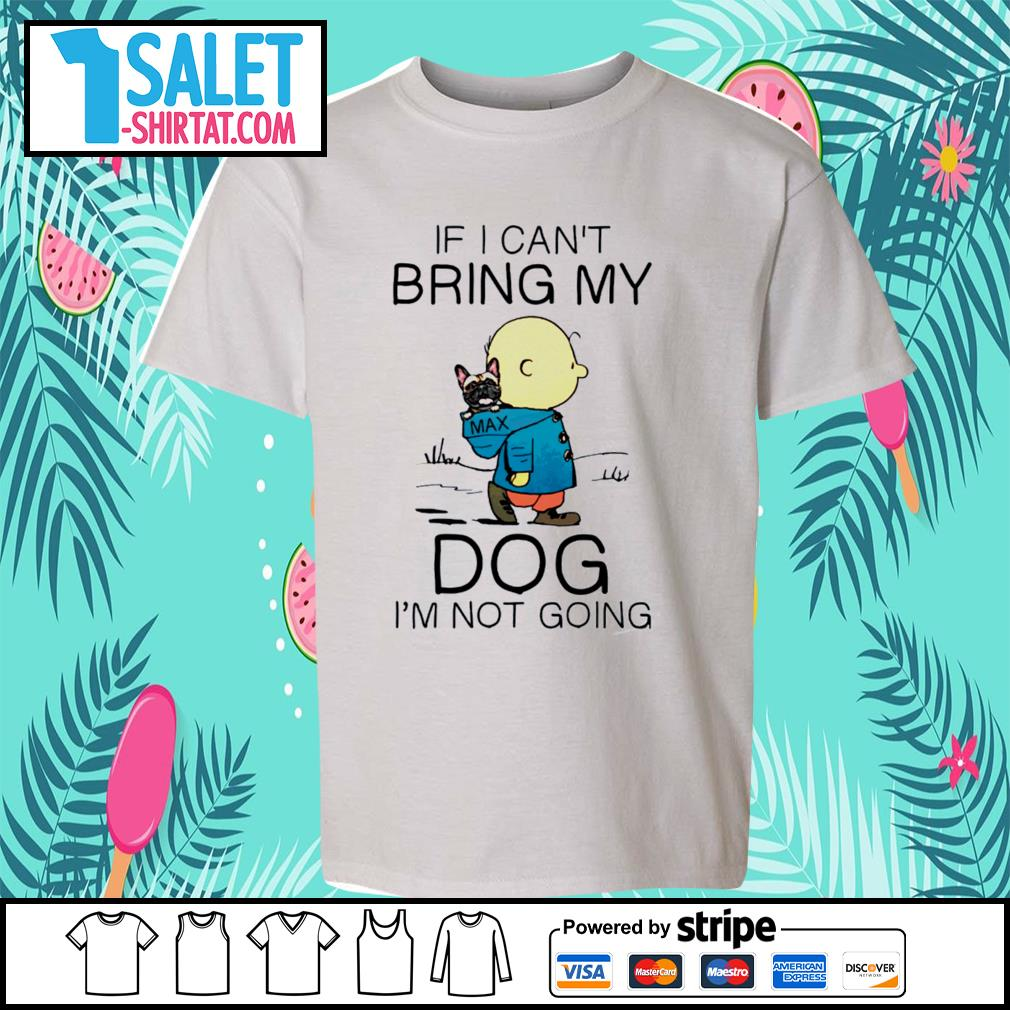 Charlie Brown if I can't bring my dog I'm not going s youth-tee.jpg